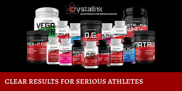 Clear results for serious athletes - Crystalink